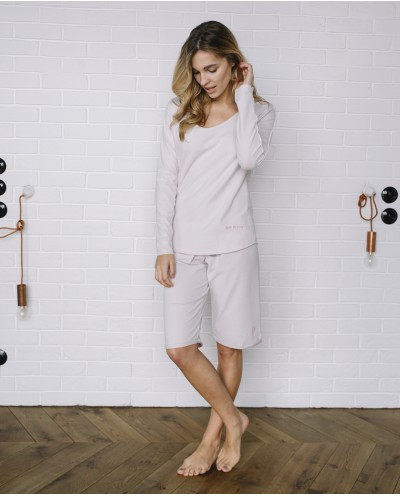 BE LIKE AN ANGEL long-sleeved pyjama set
